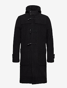 Oscar Coat - villakangastakit - black
