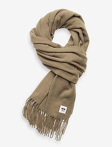 Kara scarf - szaliki i chusty - moss