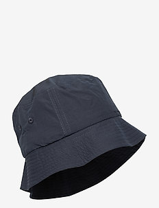 Nylon bucket hat - bucket hats - navy