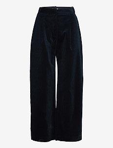 Sophie 12w trousers - vida byxor - navy