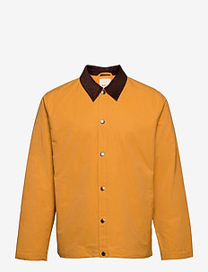 Bauer tech jacket - toppatakit - light orange