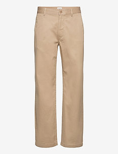 Stefan classic trousers - chino's - khaki