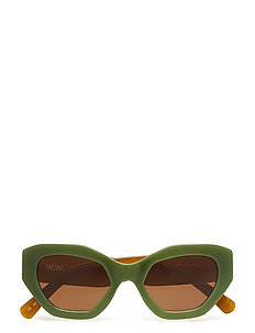 Libra sunglasses - DARK GREEN