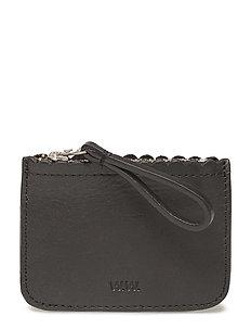 Inés xs zip wallet - BLACK
