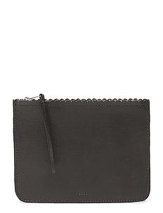 Edda medium wallet - BLACK