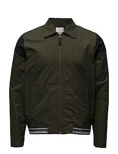 Charles jacket - DARKGREEN