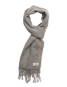 Karlo scarf - LIGHT GREY