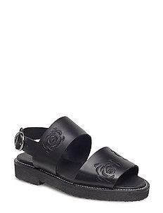 Ria sandal - BLACK
