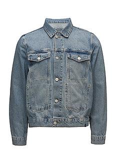 Angel jacket - LIGHT BLUE VINTAGE