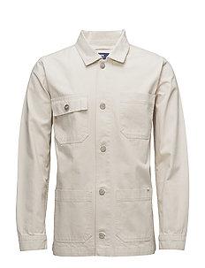 Ludo jacket - OFF-WHITE