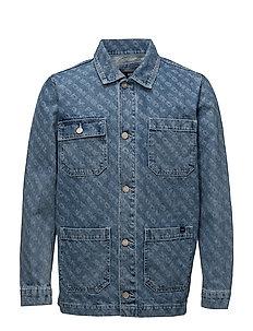 Ludo jacket - VINTAGE AOP
