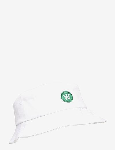 Val kids bucket hat - solhatt - bright white