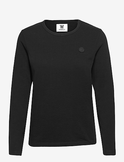 Moa long sleeve - t-shirt & tops - black/black