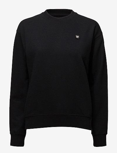Jess sweatshirt - gensere og hettegensere - black