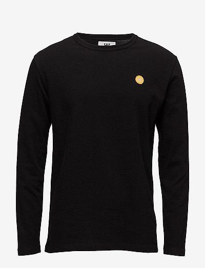 Mel long sleeve - t-shirts basiques - black