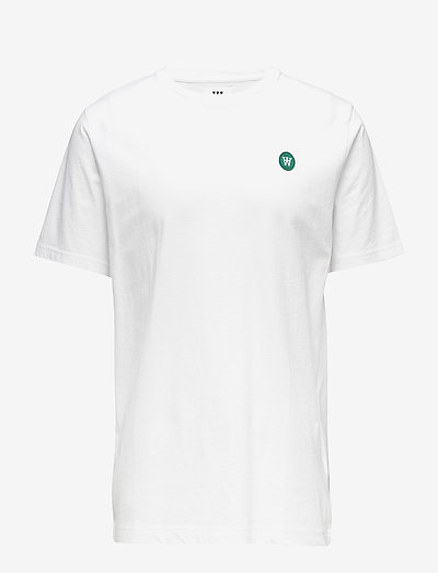 Ace T-shirt - lyhythihaiset - bright white