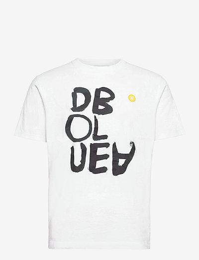 Ace T-shirt - kortærmede t-shirts - bright white