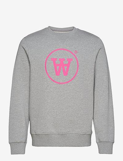 Tye sweatshirt - nyheter - grey melange