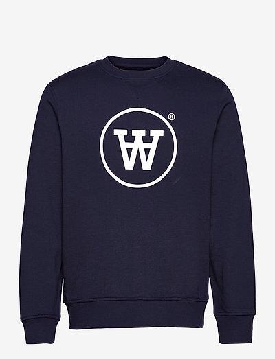 Tye sweatshirt - nyheter - navy