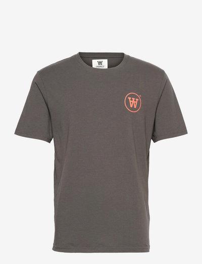 Ace T-shirt - basic t-shirts - dark grey