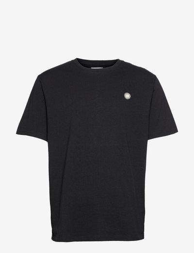 Ace T-shirt - basic t-shirts - black/green