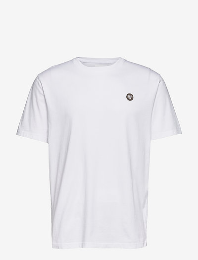 Ace T-shirt - basic t-shirts - white/green