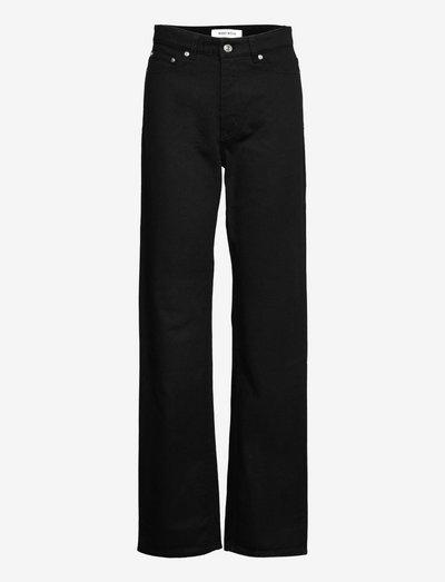 Ilo classic denim - straight jeans - black