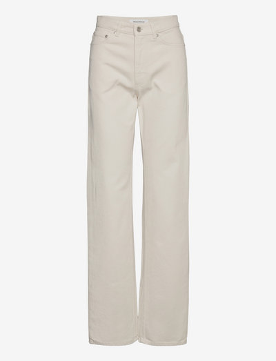 Ilo classic denim - straight jeans - white
