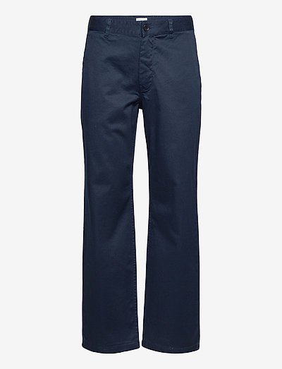 Stefan classic trousers - chinos - navy