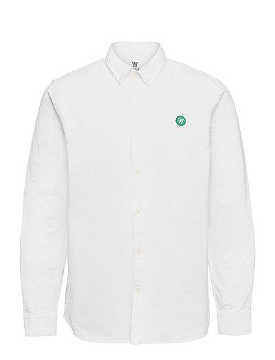 Ted Shirt Hemd Business Weiß WOOD WOOD