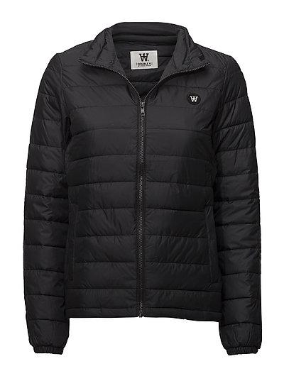 Alba jacket - BLACK