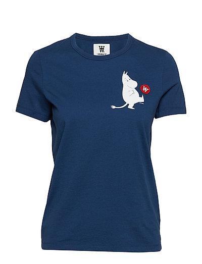 Uma T-shirt - NAVY