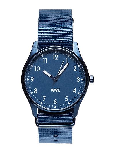 WW watch - BLUE