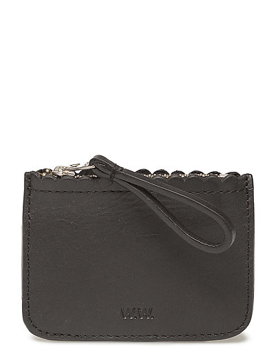 Inés xs zip wallet - BLACK