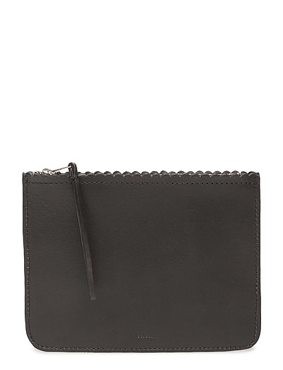 Edda medium wallet - BLACK