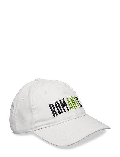 Low profile cap - BRIGHT WHITE
