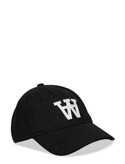Low profile cap - BLACK