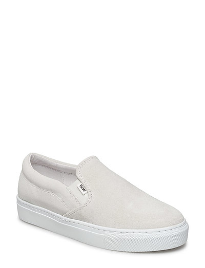 Quinn shoe - WHITE