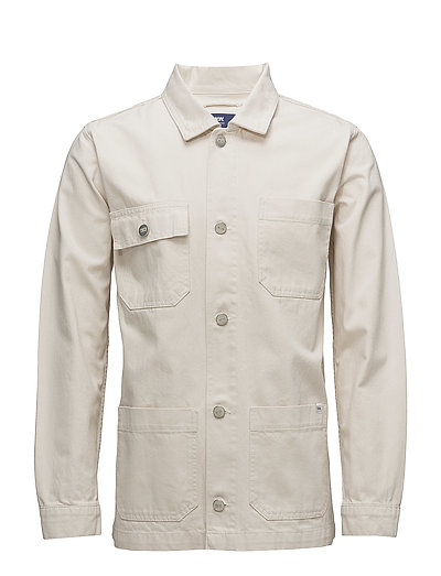 Ludo jacket - OFF-WHITE