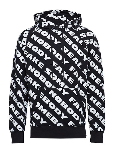 Fred hoodie - BLACK NOSOME