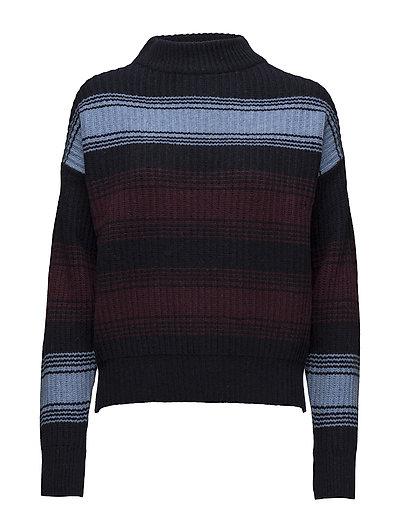 Felice sweater - NAVY STRIPE