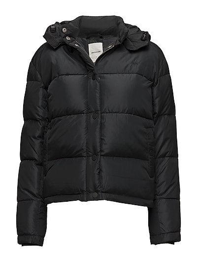 Alyssa jacket - BLACK