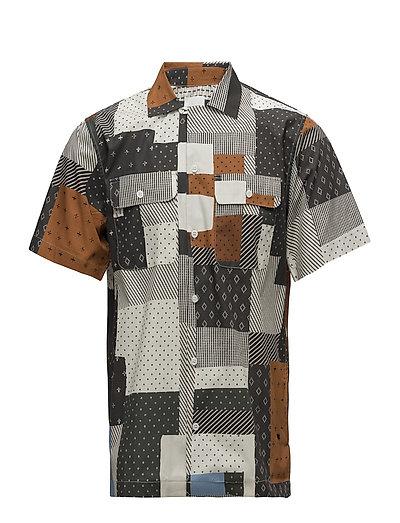 Jayden shirt - QUILT TEXTURE