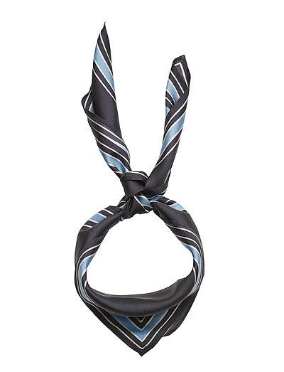 Arya scarf - NAVY GRAPHIC