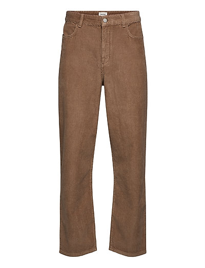 Harold Trousers Jeans Relaxed Braun WOOD WOOD