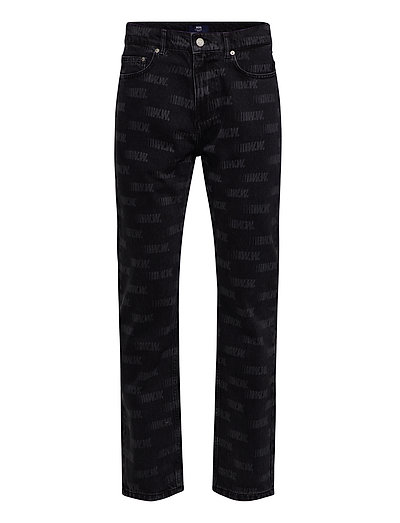 Gil Jeans Jeans Relaxed Schwarz WOOD WOOD