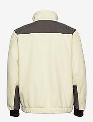 Woodbird - Strukt Zip Fleece - basic-sweatshirts - kit - 1