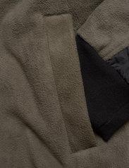 Woodbird - Strukt Zip Fleece - fleece - army green - 6