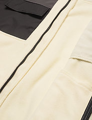 Woodbird - Strukt Zip Fleece - basic-sweatshirts - kit - 4