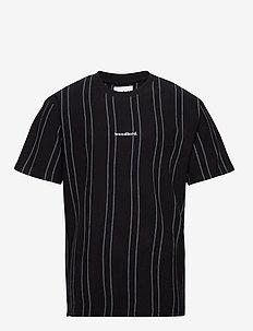 Craz Soccer Tee - chemises à manches courtes - black